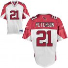 Cheap Cardinals #21 Patrick Peterson White Stitched NFL Jersey