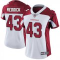 Cheap Nike Cardinals #43 Haason Reddick White Women's Stitched NFL Vapor Untouchable Limited Jersey