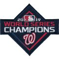 Cheap Nationals Majestic 2019 World Series Champions Home Cool Base Patch