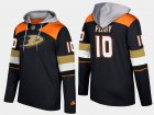 Cheap Ducks #10 Corey Perry Black Name And Number Hoodie