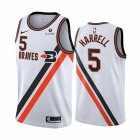 Cheap Nike Clippers #5 Montrezl Harrell White 2019-20 Classic Edition Stitched NBA Jersey