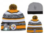Cheap Pittsburgh Steelers Beanies YD003