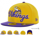 Cheap vikings fitted hats
