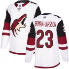 Cheap Adidas Coyotes #23 Oliver Ekman-Larsson White Road Authentic Stitched Youth NHL Jersey