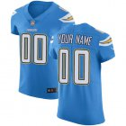 Cheap Nike San Diego Chargers Customized Electric Blue Alternate Stitched Vapor Untouchable Elite Men's NFL Jersey
