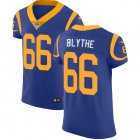 Cheap Nike Rams #66 Austin Blythe Royal Blue Alternate Men's Stitched NFL New Elite Jersey