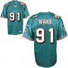 Cheap Dolphins #91 Cameron Wake Green Stitched NFL Jersey