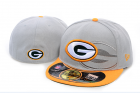 Cheap Green Bay Packers fitted hats 06