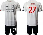 Cheap Liverpool #27 Origi Away Soccer Club Jersey