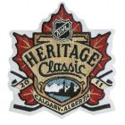 Cheap Stitched 2011 NHL Heritage Classic Game Logo Jersey Patch