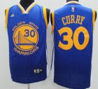 Cheap Golden State Warriors #30 Stephen Curry Blue Resonate Fashion Jersey