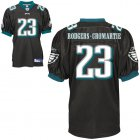 Cheap Eagles #23 Rodgers-Cromartie Black Stitched NFL Jersey