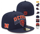Cheap Chicago Bears fitted hats 06