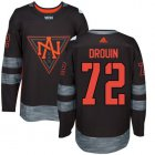 Cheap Team North America #72 Jonathan Drouin Black 2016 World Cup Stitched NHL Jersey