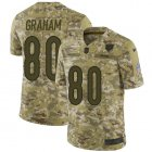 Cheap Nike Bears #80 Jimmy Graham Camo Youth Stitched NFL Limited 2018 Salute To Service Jersey