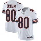 Cheap Nike Bears #80 Jimmy Graham White Youth Stitched NFL Vapor Untouchable Limited Jersey