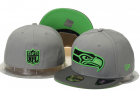 Cheap Seattle Seahawks fitted hats 15