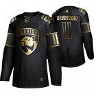 Cheap Adidas Panthers #11 Jonathan Huberdeau Men's 2019 Black Golden Edition Authentic Stitched NHL Jersey