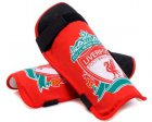 Cheap Liverpool Soccer Shin Guards Red
