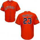 Cheap Astros #23 Michael Brantley Orange New Cool Base 2019 World Series Bound Stitched MLB Jersey