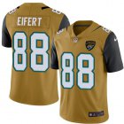 Cheap Nike Jaguars #88 Tyler Eifert Gold Youth Stitched NFL Limited Rush Jersey
