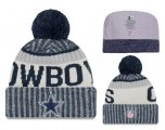 Cheap NFL Dallas Cowboys Logo Stitched Knit Beanies 001