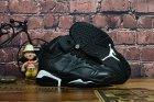 Cheap Kids Air Jordan 6 Black Cat Black/White