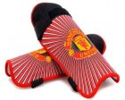 Cheap Manchester United Soccer Shin Guards Red