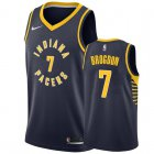 Cheap Nike Pacers #7 Malcolm Brogdon Navy Blue NBA Swingman Icon Edition Jersey
