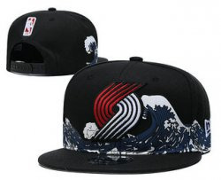 Cheap Portland Trail Blazers Snapback Ajustable Cap Hat YD