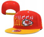 Cheap Kansas City Chiefs Snapbacks YD012
