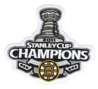 Cheap Stitched 2011 NHL Stanley Cup Final Champions Boston Bruins Jersey Patch