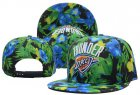 Cheap NBA Oklahoma City Thunder Snapback Ajustable Cap Hat XDF 014