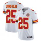 Cheap Nike Chiefs #25 Clyde Edwards-Helaire White Youth Stitched NFL Vapor Untouchable Limited Jersey