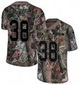 Cheap Nike Bengals #38 LeShaun Sims Camo Men's Stitched NFL Limited Rush Realtree Jersey