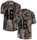 Cheap Nike Dolphins #46 Noah Igbinoghene Camo Youth Stitched NFL Limited Rush Realtree Jersey