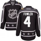 Cheap Ducks #4 Cam Fowler Black 2017 All-Star Pacific Division Youth Stitched NHL Jersey