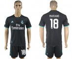 Cheap Real Madrid #18 Mariano Away Soccer Club Jersey