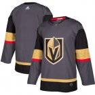 Cheap Adidas Golden Knights Blank Grey Home Authentic Stitched Youth NHL Jersey