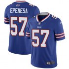 Cheap Nike Bills #49 Tremaine Edmunds Black Men's Stitched NFL Limited Rush USA Flag Jersey