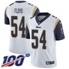 Cheap Nike Rams #54 Leonard Floyd White Youth Stitched NFL 100th Season Vapor Untouchable Limited Jersey
