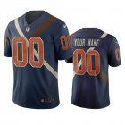 Cheap Cincinnati Bengals Custom Navy Vapor Limited City Edition NFL Jersey