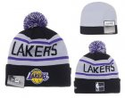 Cheap Los Angeles Lakers Beanies YD004