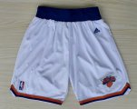 Cheap New York Knicks White Short