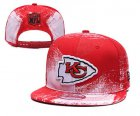 Cheap Chiefs Team Logo Red White Adjustable Hat YD