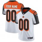 Cheap Nike Cincinnati Bengals Customized White Stitched Vapor Untouchable Limited Men's NFL Jersey