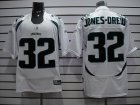 Cheap Jaguars Maurice Jones-Drew #32 White Stitched NFL Jersey