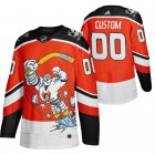 Cheap Anaheim Ducks Custom Red Men's Adidas 2020-21 Alternate Authentic Player NHL Jersey