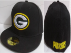 Cheap Green Bay Packers fitted hats 07