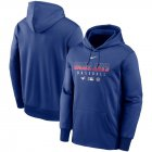 Cheap Men's Toronto Blue Jays Nike Royal Authentic Collection Therma Performance Pullover Hoodie